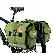 Rosewheel Cykeltaske 45LTaske til bagagebæret/Cykeltaske Vandtæt Vandtæt Lynlås Påførelig Fugtsikker Cykeltaske Kanvas Vandtæt Materiale