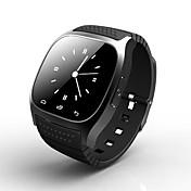 M26 nosive pametni sat pametni telefon odgovor / poziv / glazba / sms / vrijeme / alarm vanjski sport pametni sat