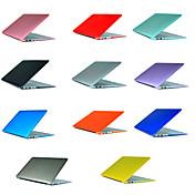 """(アソートカラー) """"のMacBookの空気13.3のための結晶とaslingソリッドカラーのPCハードケース"""