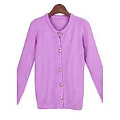 WOMEN - カジュアル - セーター ( ニット ラウンド - 長袖