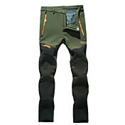 Hombre Pantalones para senderismo Impermeable Mantiene abrigado Resistente al Viento Aislado Resistente a la lluvia Listo para vestir