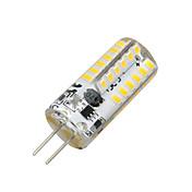 3ワットG4は48 SMD 3014 200-300 LM温白色交流12、V Tトウモロコシライトを導きました