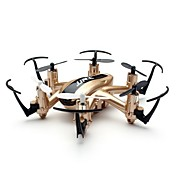 JJRC H20 Dron 6 Ejes 4 Canales 2.4G Quadcopter RCRetorno Con Un Botón / A Prueba De Fallos / Modo De Control Directo / Vuelo Invertido De