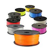 3Dプリンタの消耗品1.75ミリメートル3.0ミリメートルABS線をgeeetech