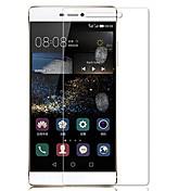 o novo filme hd três vidro temperado anti para Huawei p8