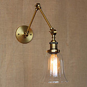 AC 100-240 40W E26/E27 伝統風/クラシック ブロンズ 特徴 for 電球は含まれています,アンビエントライト スイングアームライト ウォールライト