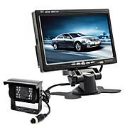 renepai® 7 palcový HD monitorem + autobus 170 ° HD auta couvací kamera vodotěsný fotoaparát délka kabelu 10m, 16m, 20m,