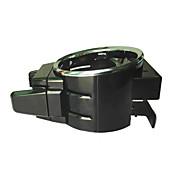vehículo auto universal abs soporte para botellas de taza de la bebida + soporte para teléfono rotatorio