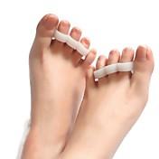 Cuerpo Completo / Pie Soporta Dedo del pie y Separadores de juanete Pad Corrector de Postura #(1 pcs)