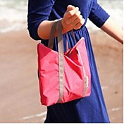Bolsa de Viaje Organizador para Maletas Bolso de Viaje Impermeable para Almacenamiento para ViajeNaranja Rosa Verde Azul