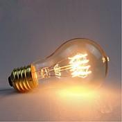 E27 ac220-240v 40W svila ugljičnog nit žarulje sa žarnom niti A19 oko biser