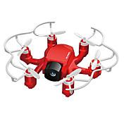 Dron FQ777 126C 4Kanály 6 Osy 2.4G S 2.0MP HD kamerou RC kvadrikoptéraJedno Tlačítko Pro Návrat / Headless Režim / 360 Stupňů Otočka /