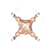Dron FQ777 FQ11 4 Canales 6 Ejes - Retorno Con Un Botón Modo De Control Directo Vuelo Invertido De 360 Grados Al Revés Vuelo Quadcopter
