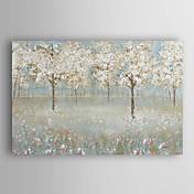 pintura al óleo pintada paisaje árbol de flor de cerezo la mano con el marco estirado Arts® 7 de pared