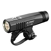 自転車用ライト 自転車用ヘッドライト LED クリー族XM-L2のT6 サイクリング 防水 充電式 耐衝撃性 パワー表示 コンパクトデザイン Smart 18650 960 ルーメン バッテリー サイクリング 釣り ワーキング バイク用