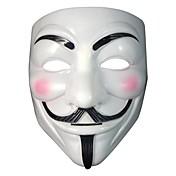 復讐パーティーコスプレ仮面マスク匿名の男のためのvが仮装大人の衣装アクセサリハロウィーンをフォークス