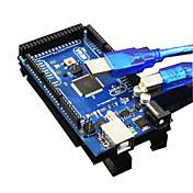 Placa de Desenvolvimento Mega 2560 R3 ATmega2560-16AU para Arduino