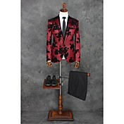 シングル・ブレスト・ピークに合ったスーツ