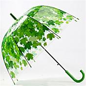 Skládací deštník Kov Plastic Silikon Golfky děti Cestování Lady Muži Auto