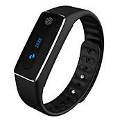 1 HB02 Wristbands Pulsera Smart / MuñequerasDeportes / Monitor de Pulso Cardiaco / Seguimiento del Sueño / Múltiples Funciones / Listo