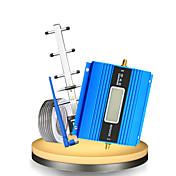 lintratek gsm opakovač signálu 900MHz mini gsm signál booster lcd zesilovač nastaven na Airtel / Tele2 / Movistar / claro / vzdušnou čarou