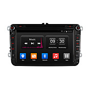 "ownice 8 ""1024 * 600 android 4.4 quad core auto DVD pro VW Golf polo Jetta Touran gps radio wifi 16g rom"