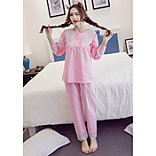 Pijama Para MujerAlgodón