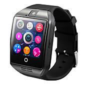 メンズmoman q18 smartwatch simカード腕時計のアンドロイドBluetoothのカメラのダイヤルの電話