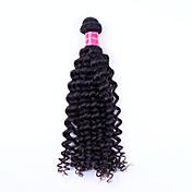 Brasileña del pelo de Remy Extensión Natural Remy Ondulado Medio Remy cabello humano teje