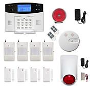 433MHz SMS 携帯電話 433MHz GSM 電話 電話アラーム SMSアラーム サウンドアラーム 現地警報 Eメールアラーム ホーム警報システム