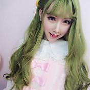Lolita Wigs Sweet Lolita Lolita Lolita Paruky 70 CM Cosplay Paruky Jednobarevné Paruka Pro