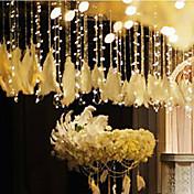100l 10 metros decorar luces cadena festival decoración de navidad luces iluminación al aire libre