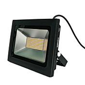 ZDM 100W 480pcs 3328smd vedly 9500lm vodotěsný IP68 ultra tenké venkovní světlo cast světla Teplá bílá / studená bílá (ac170-265v)