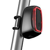 後部バイク光 安全リフレクター LED LED サイクリング 自動タイプ 充電式 防水 小型 USB ルーメン USB 変色 日常使用 サイクリング 多機能