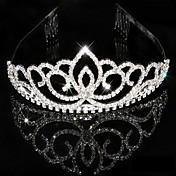 Mujer Diamantes Sintéticos Cristal Celada-Boda Ocasión especial Tiaras