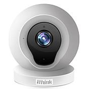 Ithink® q2 inalámbrico ip cámaras monitor de bebé 720p hd p2p vídeo de vigilancia nocturna de detección de movimiento