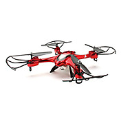 Dron SJ  R/C X300-2 4 Canales 6 Ejes - Retorno Con Un Botón Modo De Control Directo Vuelo Invertido De 360 Grados Quadcopter RC Mando A