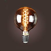 BOFA G150 E40 40w antikke edison silke bolden boble lampe (85v-265V)