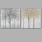 手描きの 抽象画 抽象的な風景画 油彩画,Modern クラシック 1枚 キャンバス ハング塗装油絵 For ホームデコレーション