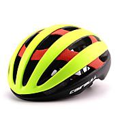 Deportes Unisex Bicicleta Casco 23 Ventoleras Ciclismo Ciclismo / Ciclismo de Montaña / Ciclismo de Pista / Ciclismo RecreacionalUna