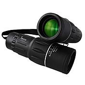 SRATE 16X52 mm Monocular Alta Definición Visión nocturna Uso General BAK4 Revestimiento Completo