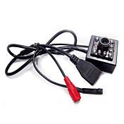 1080p Mini ir de la cámara del IP del IR 940nm LED de interior de la cámara de audio IP de la cámara estenopeica más pequeño de la visión nocturna