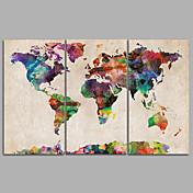 キャンバスセット アンフレームキャンバスプリント 風景 Modern,3枚 キャンバス 横長 版画 壁の装飾 For ホームデコレーション