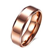 Prsten Jewelry Čelik Simple Style Rose Jewelry Kauzalni 1pc