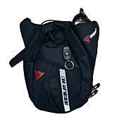 pierna de la gota de carreras de ciclismo bolso de la motocicleta bolsa de viaje bolsa de cinturón de cintura trasero de la motocicleta