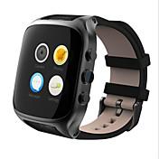 Smartwatch tarjeta impermeable gps posicionamiento 3g wifi internet android 5.1 doble núcleo 8g rom inteligente reloj de teléfono móvil