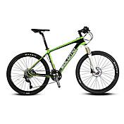 Bicicleta de Montaña Ciclismo 30 Velocidad 26 pulgadas/700CC 44mm Unisex Adulto Shimano Aceite para Frenos de DiscoHorquilla de