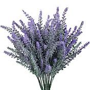 1 Afdeling Polyester Bordblomst Kunstige blomster 10