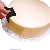 ベーキング&ペストリーへら ケーキのための ピザのために プラスチック DIY 環境に優しい ホリデー