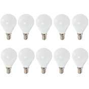 7W E14 E26/E27 LEDボール型電球 G45 6 SMD 2835 680 lm 温白色 クールホワイト 装飾用 交流220から240 V 10個